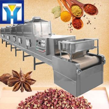 Stainless Steel Microwave Drying Machine Herbal Sterilization In Pharmaceutical
