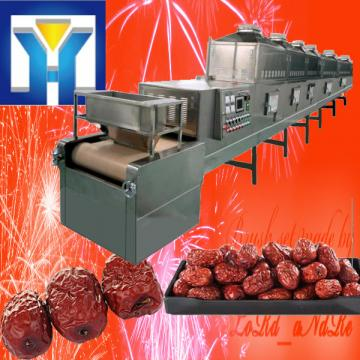 High Speed Microwave Drying Equipment for Potato Chips Food Processing Dryer