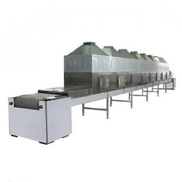 Best Price 20kw Belt Type Microwave Silica Drying Machine With New CE Certification