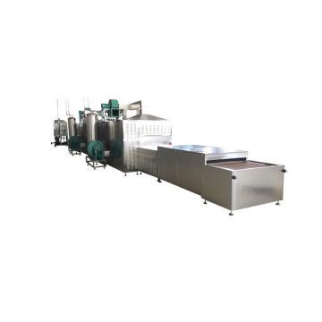 20KW Tunnel Soy Sauce /Spice Microwave Sterilizing Machine