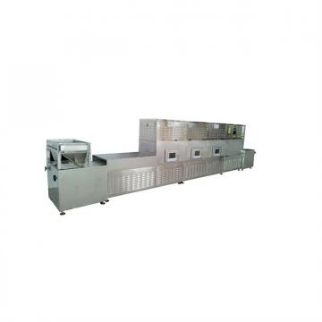 PLC Control System Microwave Drying Machine For Mineral Salt
