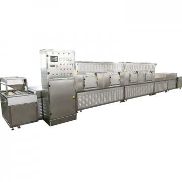 Microwave Macadamia Drying Machine Macadamia Nut Roasting Machine