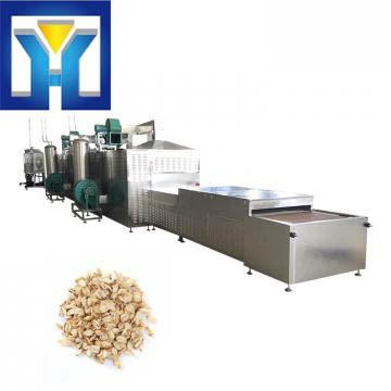 12kw Food Mahine Microwave Oat Drying And Sterilizing Machine