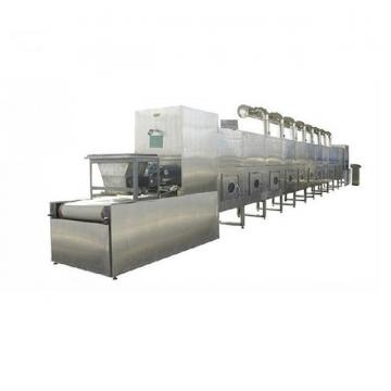 Automatic High quality Silica Microwave Drying Machine