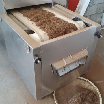 20KW Industrial Microwave Bentonite Drying Dehydrator Machine