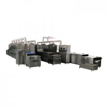 30KW Tunnel Type Microwave Graphite Drying Machine