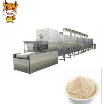 Industrial Machine 20kw Belt Microwave Drying Machine for Onion Powder
