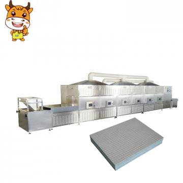 Good Quality Tunnel Type Insulation Board Microwave Drying Machine