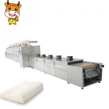 Latex Pillow Core Drying Sterilizing Microwave Machine