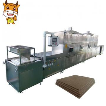 Hot sale middle density fiberboard microwave drying line equipment