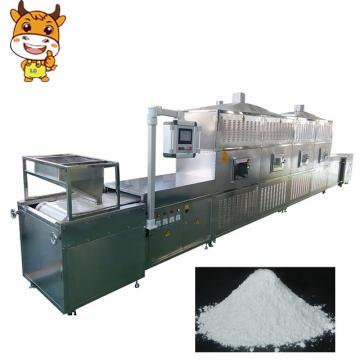 20KW Industrial Conveyor Belt Microwave Talcum Powder Drying Machine