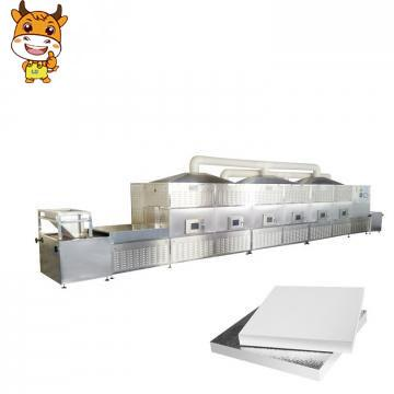 High Quality Belt Type Continuous Microwave Insulation Board Drying Machine