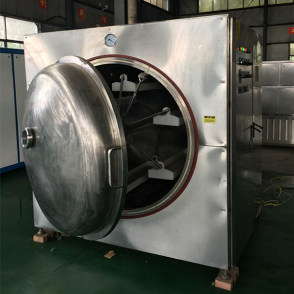 High Efficient Microwave Vacuum Drying Machine #3 image